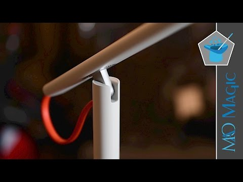 The Best Looking Lamp You Can Buy is the Xiaomi Smart LED Desk Lamp