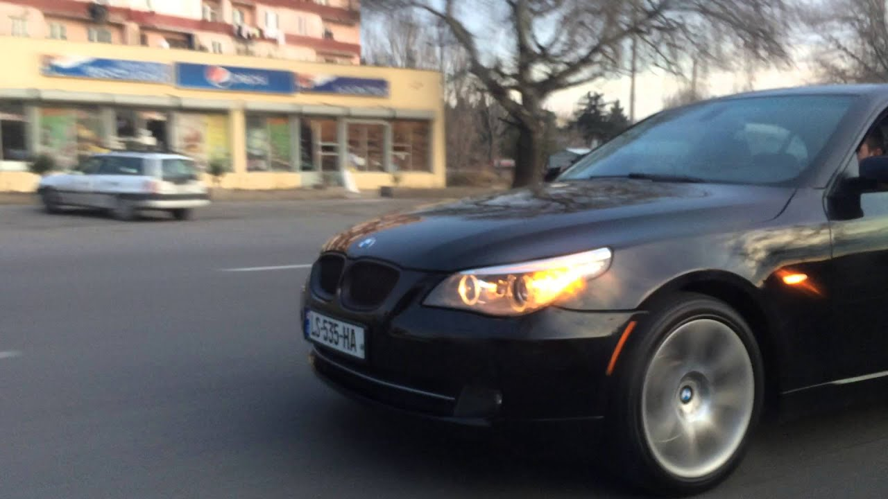 BMW Vs BMW YouTube - 545 bmw