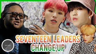 Producer Reacts to Seventeen Leaders 34 Change Up 34