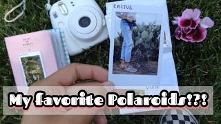 My Polaroid collection?!?