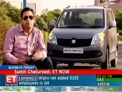 New Maruti Suzuki WagonR - ET Now