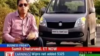 New Maruti Suzuki WagonR - ET Now