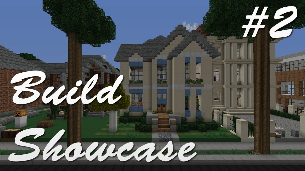 Minecraft Build Showcase Early American Style Home Ep 2 YouTube