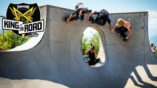 King of the Road 2012: Webisode 3