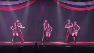 All Star Dancers Show at Reno LatinDance Fest