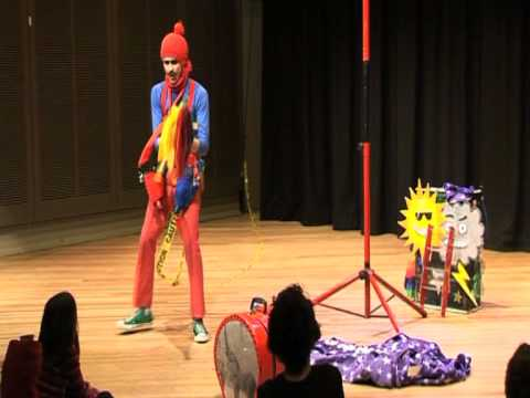 Rodney. Missing. - Kids Show - 2010 MICF - Australia's Funniest Home Video Remix