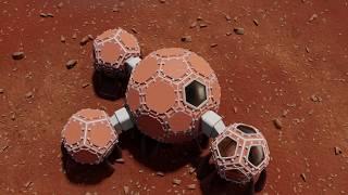 Mars Incubator Habitat