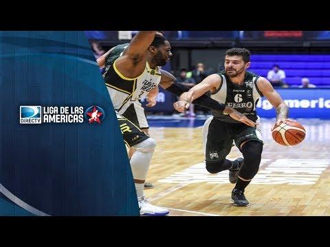 Fuerza Regia vs. Ferro - Semifinal #1 - DIRECTV Liga de las Américas 2018