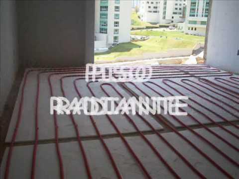 Calefaccion por piso radiante arkcom - Calefaccion por hilo radiante ...