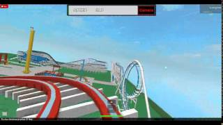 The Cyclone (Roblox Theme Park Ride)