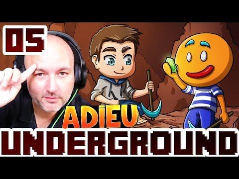Minecraft Underground #5 Fantadieu