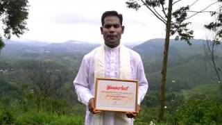 Wanderlust World Guide Award Bronze Winner Noel Bruno Dawsan