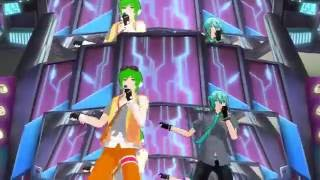 [MMD] Pomp and Circumstance (Gumo Mikuo)