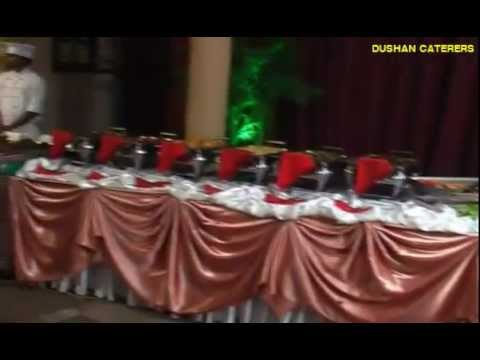 & Buffet Arrangement - YouTube