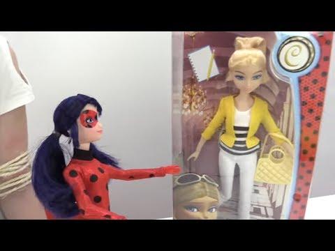 Леди Баг и Супер Кот против Анти Баг ⚡️ Видео для детей  #Игрушки для девочек. Мультики для девочек