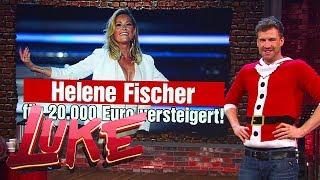 Helene Fischer versteigert - LUKE! Die Woche und ich | SAT.1