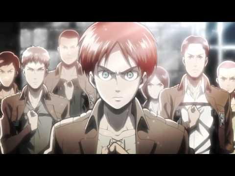Shingeki no Kyojin/Attack On Titan Opening 1 (HD) [w/ MP3 Link]