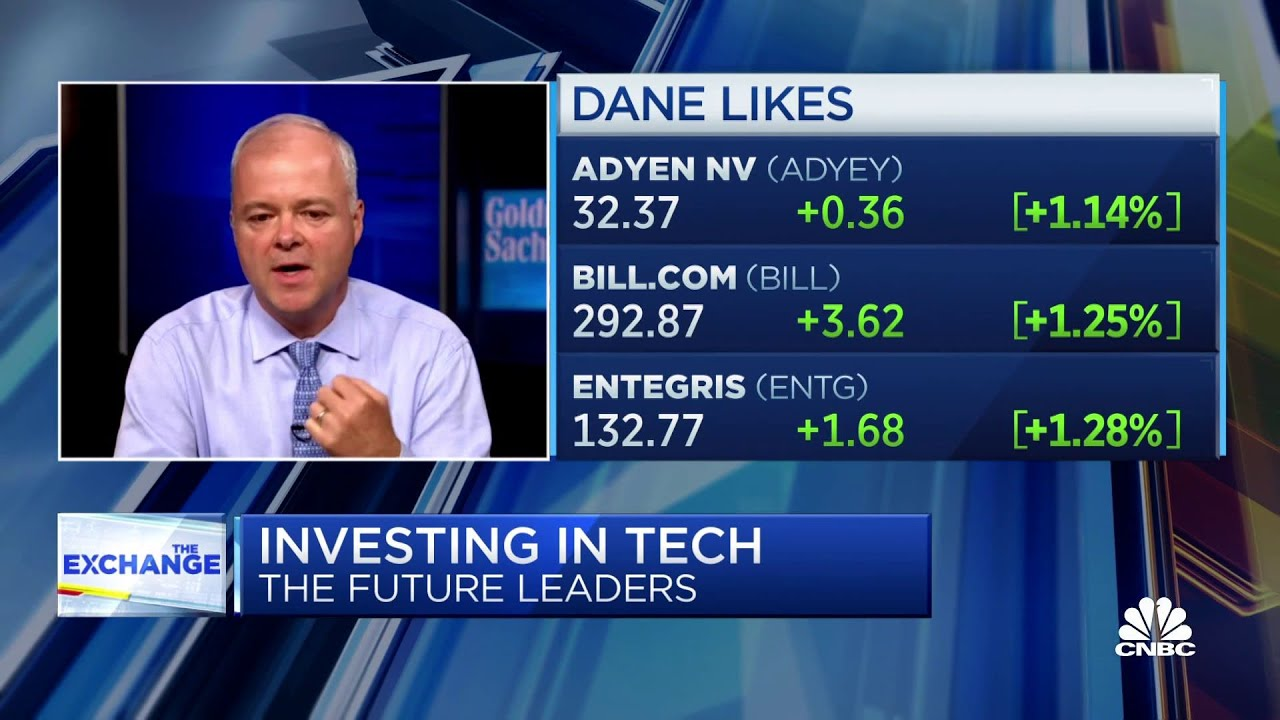 Download Goldman's Brook Dane on the company's investment in future tech leaders