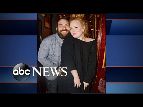 Adele finally confirms she's married