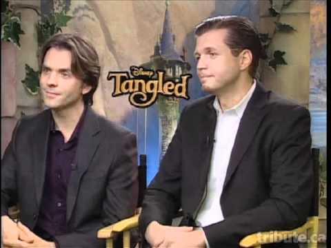 Byron Howard and Nathan Greno - Tangled Interview Mp3