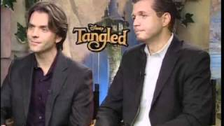 Byron Howard And Nathan Greno - Tangled Interview