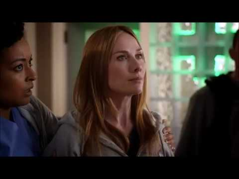 Holby City - Jac protects Donna from Jeremy