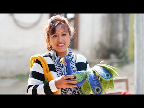 Women helping women succeed in Nepal
