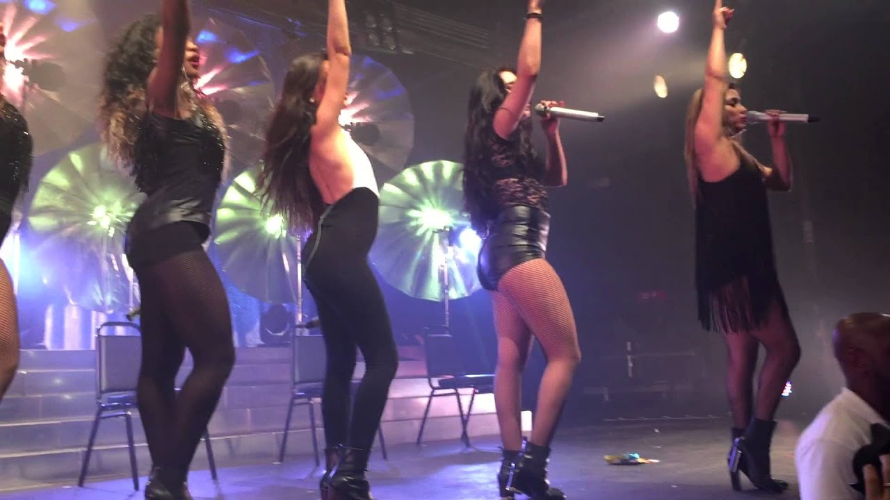 Fifth Harmony Performs Work From Home