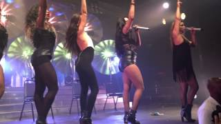 Fifth Harmony - BOSS - The Reflection Tour Live in Houston TX