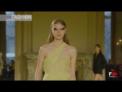VERA WANG Women's Fall 2020 New York - Fashion Channel