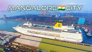 Mangalore City    Port City of Arabian sea, India    Manglore city Karnataka .