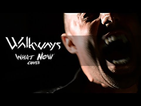 Rihanna - What Now Metal Cover by Walkways