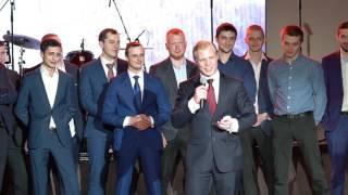 Ведущий на Свадьбу в Москве Валерий Чигинцев