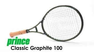 Prince Classic Graphite 100 Racquet Review