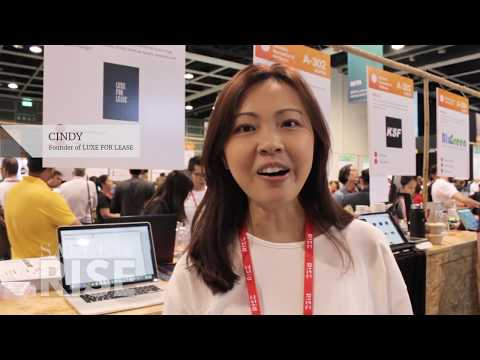 SAUCEink People: Featuring 4 E-Commerce Startups at RISE HK 2017