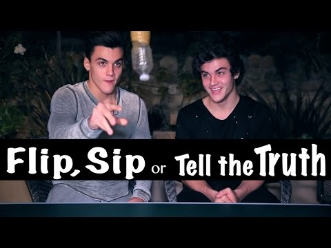 Flip, Sip, or Slip Challenge