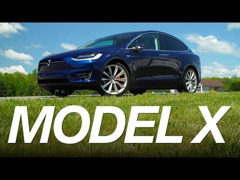 2016 Tesla Model X Quick Drive | Consumer Reports