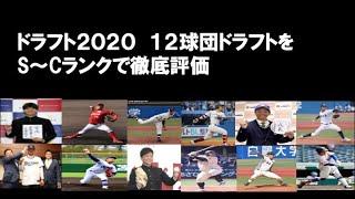ドラフト 2020 評価