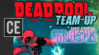 Marvel Comics: Deadpool [Herald of Galactus]