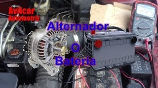 Video Se Descarga Tu Bateria? Alternador Bateria o Corto Circuito download MP3, 3GP, MP4, WEBM, AVI, FLV April 2018