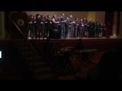 Thornton Township district 205 choir