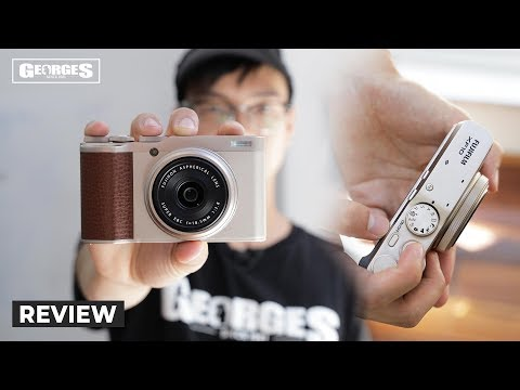 Fujifilm XF10 Review | An Affordable APS-C Point and Shoot Camera