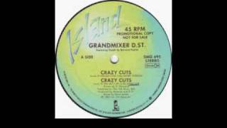 Old School Beats - Grandmixer D.ST. - Crazy Cuts
