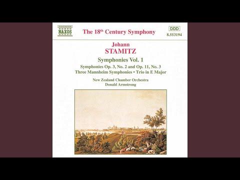Symphony in E-Flat Major, Op. 11, No. 3: I. Allegro assai