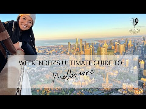 Weekender's Ultimate Guide to Melbourne