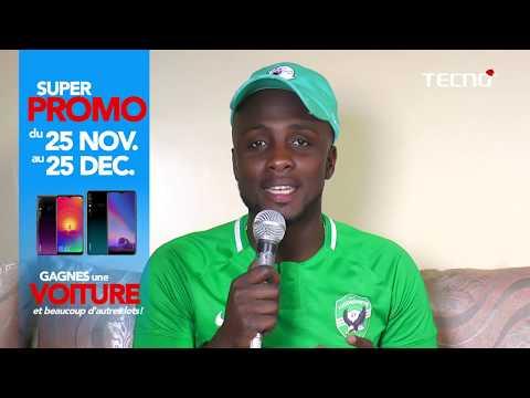 TECNO Senegal SUPER PROMO ABA