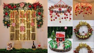 10 Diy christmas decorations 2021🎄 New Christmas decoration ideas 🎄 7