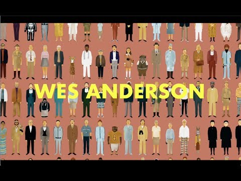 video essay\ IB Film Director's Documentary (Wes Anderson style analysis)