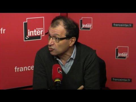 L'économiste Daniel Cohen au micro de Nicolas Demorand