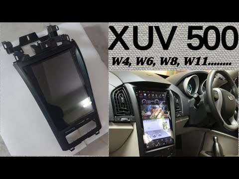 XUV 500 Android Tesla OEM Player specifications explanation 8800689578